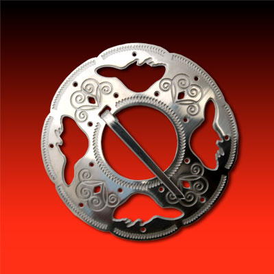 Beaver Clan Brooch
