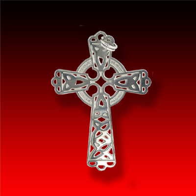 trade silver Small Celtic Cross