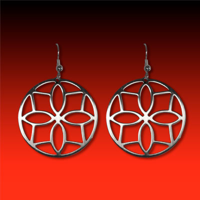 Ear Wheels with Diamond Shape