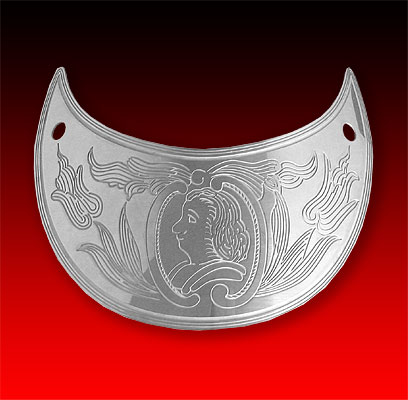 Trade Silver Gorget