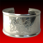 British Coat of Arms Arm Band