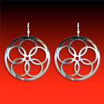 Five Circle Earwheels